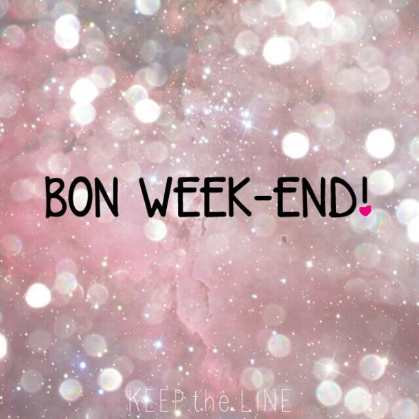 """Résultat de recherche d'images pour """"bon weekend"""""""